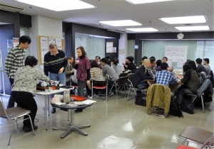 中国茶と中国語を留学生と愉しむ会