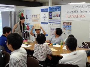中国留学生講師による「中国語体験講座」